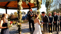 Whitney and Mike Tie the Knot