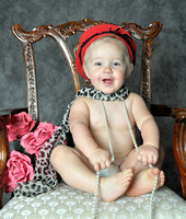 Beautiful Baby contestant, Fawn