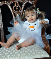 Beautiful Baby Contestant, Anna